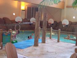 Basketball pool
